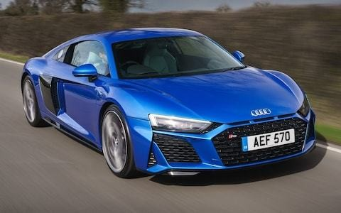 2019 Audi R8 review: pound for pound, still one of the best-value cars money can buy