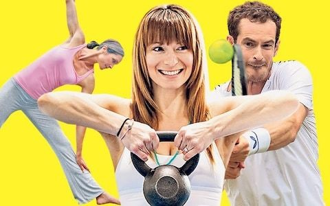 The secret to getting fit - at any age: from your 20s to midlife and beyond