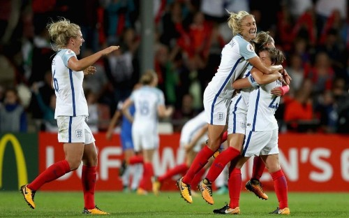 Euro 2017: Lionesses show how to raise the profile of women's sport - be better than the men