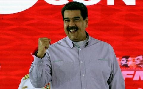 Maduro claims to have foiled 'fascist' coup plot to assassinate him and his wife