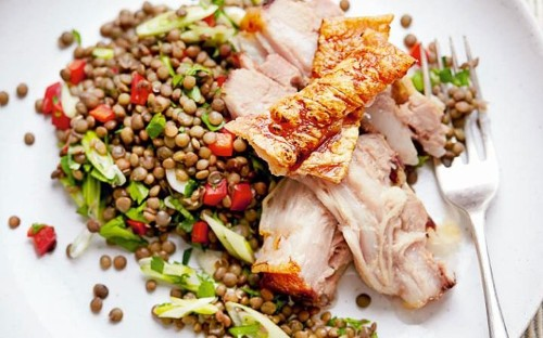 Eat pulses; lose weight, says new research - so try these recipes