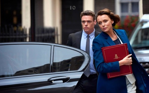 Bodyguard is the biggest drama on British TV in over a decade