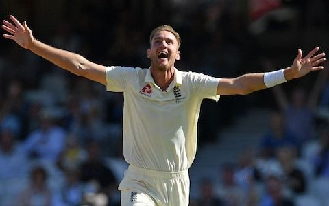 Stuart Broad looks to future after 'going from diminishing cricketer to reinvented'