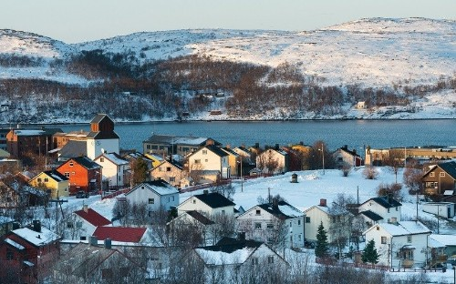 A portrait of Kirkenes, the most isolated town in Europe