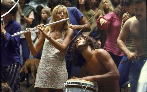 Original Woodstock bands accuse troubled new festival of threatening their legacy