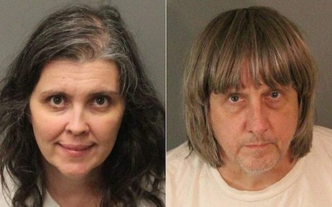 Children of California 'house of horrors' parents beg judge for lenient sentence