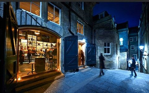 Top 10: Edinburgh's best bars and pubs