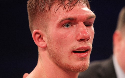 Exclusive interview: Nick Blackwell on learning to walk again after Chris Eubank Jnr fight left him in coma