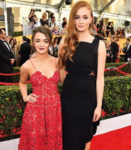 Game of Thrones's Sophie Turner: 'I've grown up with Sansa Stark - I really feel what she feels'
