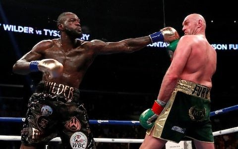 Deontay Wilder vs Tyson Fury 2: The full undercard