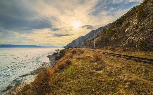 Trans-Siberian: Crossing the steppes in style