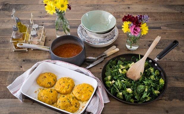 Deliciously Ella: healthy dinner party recipes