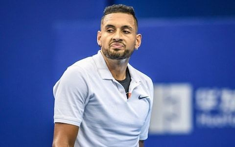 Tennis Podcast: ATP hands Nick Kyrgios a suspended ban – but why did it take so long?