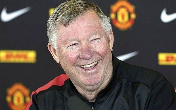 Sir Alex Ferguson's autobiography to be published in October