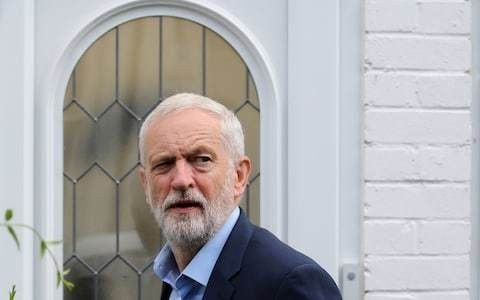 Jeremy Corbyn's warped judgement would endanger our national security
