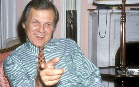 Ken Kercheval, actor who found fame as JR Ewing's rival Cliff Barnes in 'Dallas' – obituary
