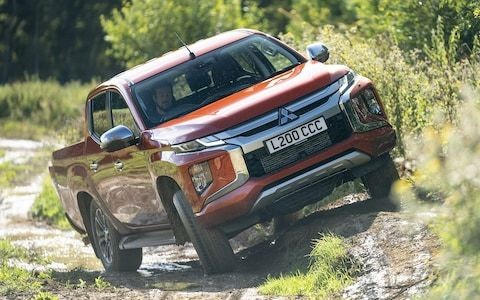 Mitsubishi L200 Barbarian X review: the pick-up that's as uncivilised as its name suggests