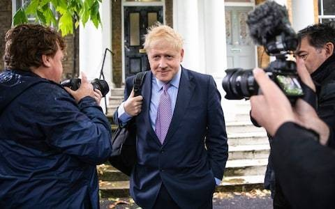 Only Boris Johnson as leader can address voters' anger by repairing trust and delivering Brexit