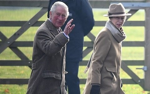 Prince Charles eclipses Princess Anne to become hardest-working royal of 2019