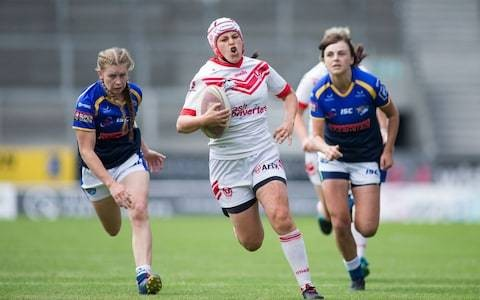 Nominees announced for Telegraph Woman of Steel, with the winner to be revealed at the Betfred Super League Awards Night