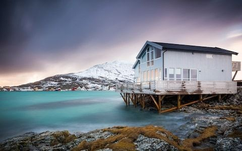 The Norwegian island that's banishing the concept of time