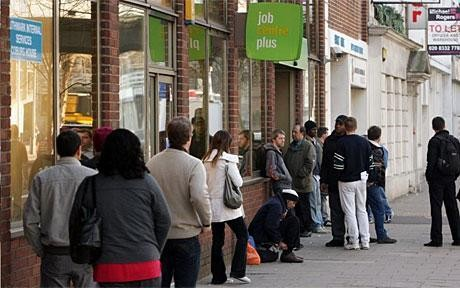 Half of all benefit claimants sent on placements turn up to work