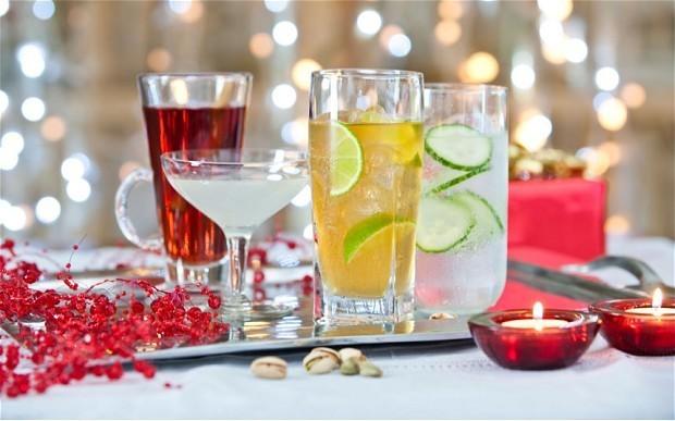 Festive cocktail recipes for Christmas Eve