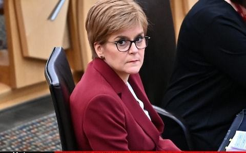Nicola Sturgeon may 'own' the SNP, but she has few fans outside the party
