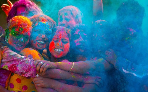 Holi Festival 2020: how the thwarting of a Hindu demon king led to the colourful celebration