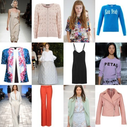 Fashion trends for spring/summer 2014 and how to shop them - Fashion Galleries - Telegraph