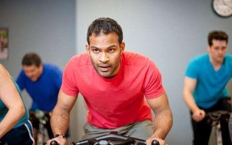 Regular exercise could halve the risk of prostate cancer, study finds