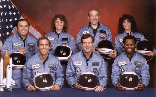 30th Anniversary of the Space Shuttle Challenger disaster, in pictures - Telegraph