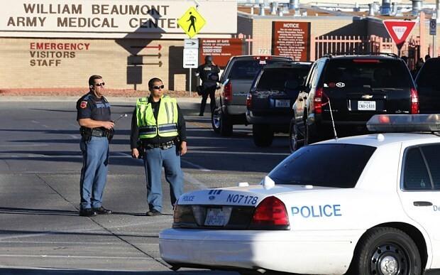 Texas gunman shoots doctor before turning gun on himself