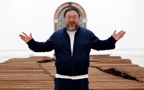 Royal Academy accidentally imported Asian longhorned beetles into Britain inside Ai Weiwei sculpture