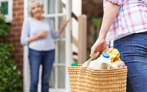 I'm classified as a vulnerable person – how do I get priority home delivery?