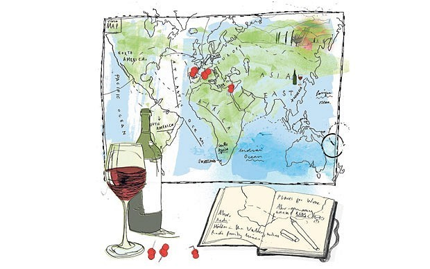 The world wine map is changing