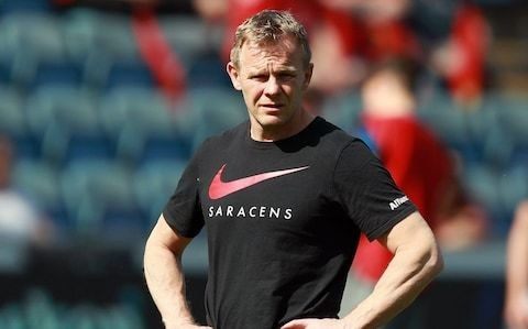How Mark McCall's tactical switch gave Saracens the edge over mighty Munster defence