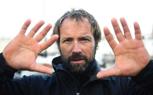 'Dreams are possible' says Frenchman Thomas Coville after smashing round-the-world solo sailing record by eight days