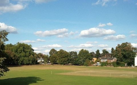 Pavilion at world's oldest cricket green protected, as council awards it new status