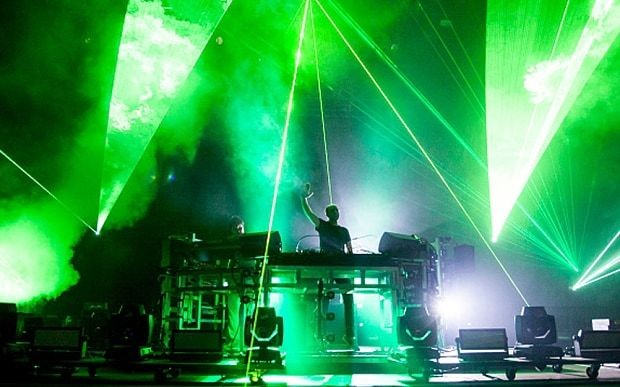 The Chemical Brothers, Born in the Echoes, review: 'sci-fi gleam'