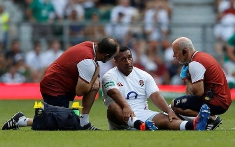 Taking injured players to World Cup is a game of risk and reward – although Clive Woodward vowed not to in 2003