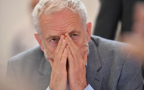 Shadow minister defends Labour candidate who made anti-Semitic comments