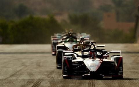 'Cable Cowboy' John Malone revs up bet on Formula E motor racing series