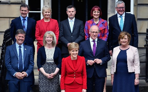 Nicola Sturgeon promoted government minister in cabinet reshuffle despite bullying accusations