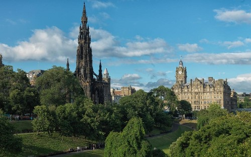 A foodie's guide to Edinburgh