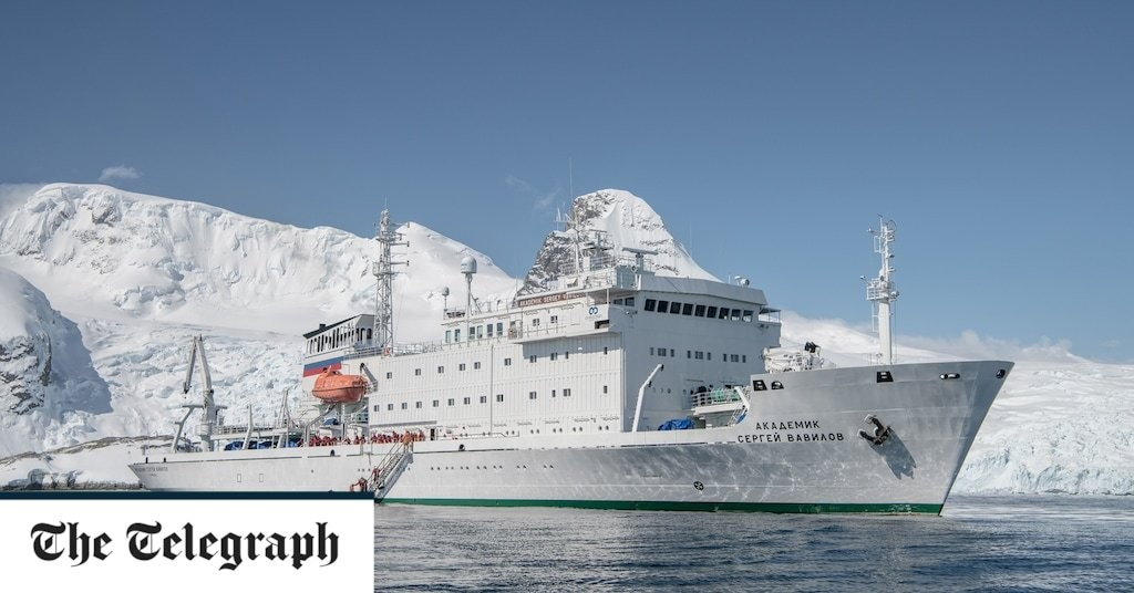 Cruise ships 'seized by Russian authorities', putting hundreds of holidays at risk