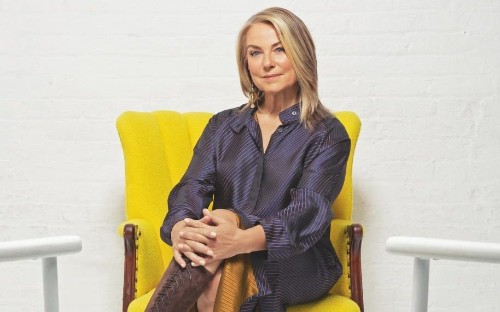 Sex therapist Esther Perel: 'Good can come from affairs'