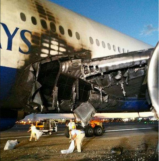 BA plane fire: why did the Boeing 777 catch fire?