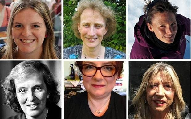 Ada Lovelace Day: Where are the women in science? Right here ... My top 10 female scientists