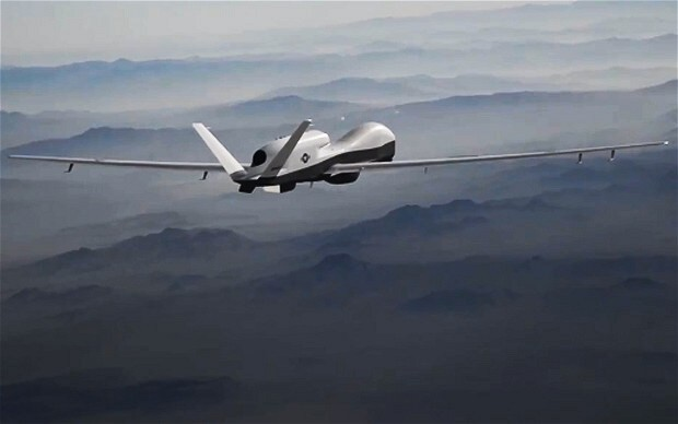 US 'sharply curtails drone use in Pakistan'